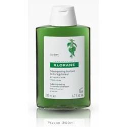 KLORANE Shampooing Traitant Séborégulateur à l'Ortie , 200ml