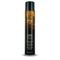 Or & Argan Laque illuminante Or & Argan Fixation forte, 500 ml