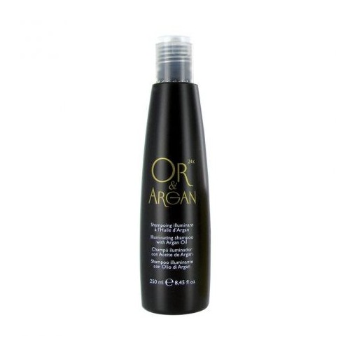 Or & Argan Shampooing illuminant, 250 ml