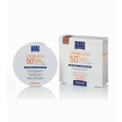 UVEBLOCK TINTED COMPACT 50+, 10 g