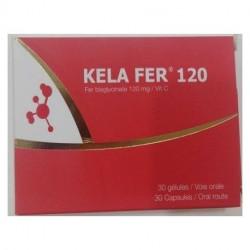 KELLA FER 120 mg, 30 capsules