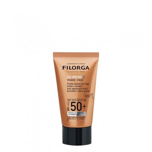 FILORGA UV-Bronze Visage SPF50 - 40 ml