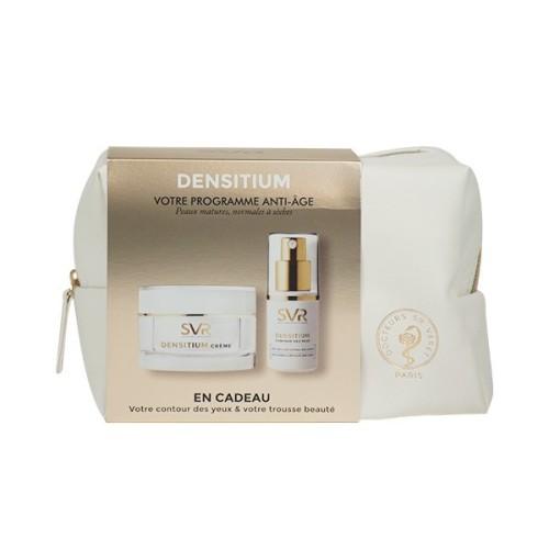 SVR Coffret Densitium Crème 40ml + Contour des Yeux 15ml Offert