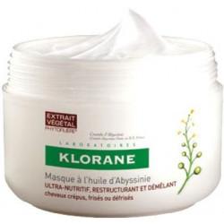 KLORANE Masque à l'Huile d'Abyssinie, 150ml