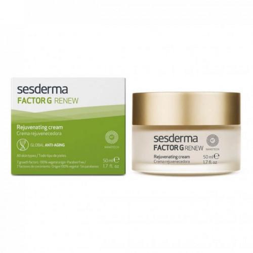 SESDERMA FACTOR G CREME Renew Rejuvenating , 50 ML
