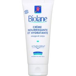 Biolane crème Nourissante et Hydratante, 150ml
