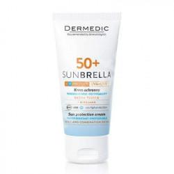 Sunbrella Ecran Crème solaire SPF 50+ Peaux mixte à grasse , 50 ml