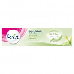 VEET crème dépilatoire peaux sèche (vert), 200 ml
