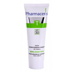 PHARMACERIS T SEBO MOISTATIC CREME HYDRATANTE 50 ML