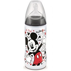 NUK BIBERON MICKEY FIRST CHOICE 300 ML