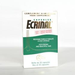 ECRINAL SOIN ET BEAUTE ONGLES ET CHEVEUX 30 CAPSULES
