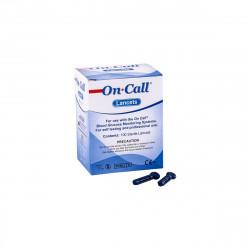 Lancettes ACON On Call Bt 100 pièces