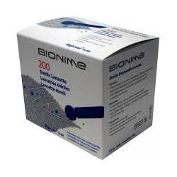 BIONIME LANCETTES 200