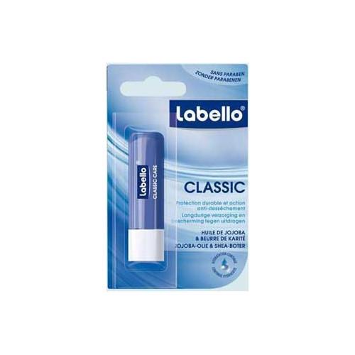 Labello CLASSIC Stick lèvres, 1 unité 4,8g