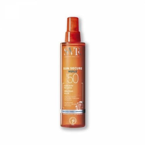 SVR sun secure huile seche spf 50+ 200 ml