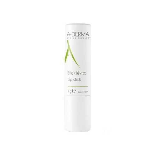 A-DERMA Baume Lèvres Réparation Intense, 15 ml