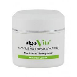 AlgoVita Masque Séborégulateur Peau Mixte à Grasse