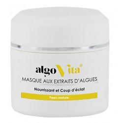 AlgoVita Masque de Visage Peau Mature, 50ml