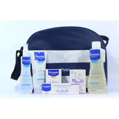 Mustela - Trousse Maternité Mes Premiers Produits Mustela 0m+ (Grand modèle)