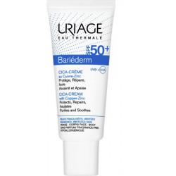 URIAGE BARIÉDERM - Cica-Crème SPF50+