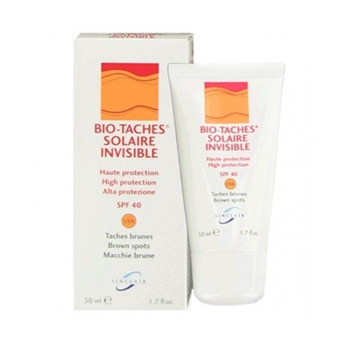 SINCLAIR BIOTACHES Solaire Invisible SPF 50 - 50ml