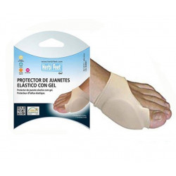 COUSSINET DE PROTECTION D'HALLUX VALGUS