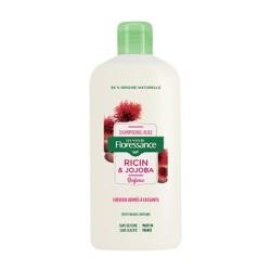 FLORESSANCE Shampoing creme ricin et jojoba 500 mL