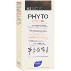 PHYTO Phytocolor 5.3 chatin clair doré