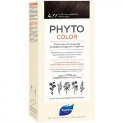 PHYTO Phytocolor 4.77chatin marron profond