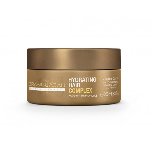 HYDRATING HAIR COMPLEX MASK BRASIL CACAU 200 ml