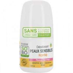 SO'BiO Déodorant peaux sensibles, 50ml