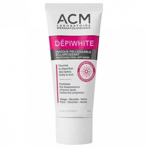 Dépiwhite Masque pelliculable éclaircissant, 40ml