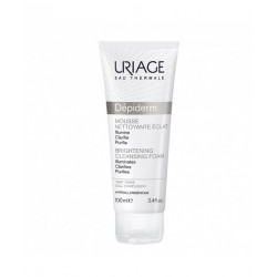 URIAGE DEPIDERME WHITE Mousse Nettoyante Clarifiante,100ml