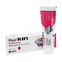 Fluor-Kin Dentifrice Calcium 75 ml
