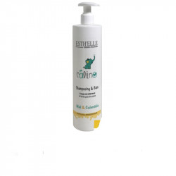 ESTHELLE CALINO SHAMPOOING CORPS & CHEVEUX-500ml