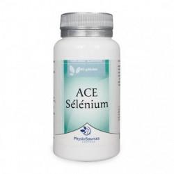 PHYSIOSOURCES Sélénium ACE,90 gélules