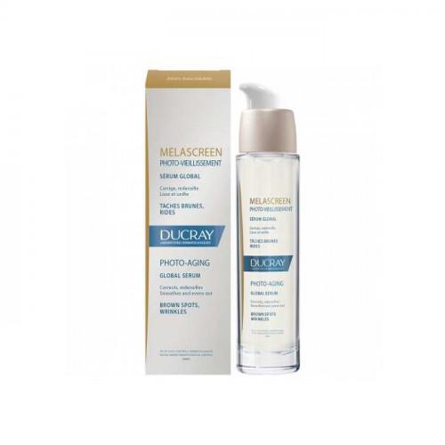Ducray Melascreen Sérum global contre le photo-vieillissement, 30 ml