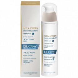 Ducray Melascreen Crème nuit contre le photo-vieillissement, 50 ml