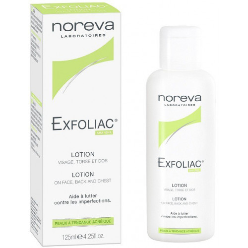 NOREVA EXFOLIAC LOTION - FLACON 125 ML