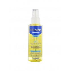 Mustela Peau Normale huile de massage 100 ml