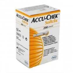 ACCU-CHEK® Softclix Lancettes