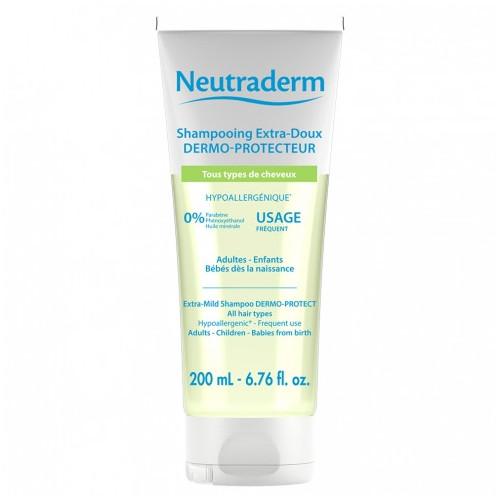 NEUTRADERM Shampooing Extra-Doux Dermo-Protecteur, 200ml