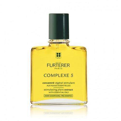 Furterer Complexe 5 Concentré Végétal Stimulant 50 ml
