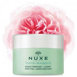 Nuxe masque purifiant rose et argile-50ml