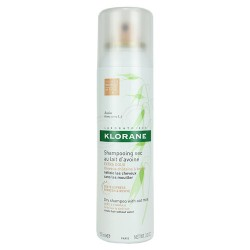 KLORANE Shampooing Sec Au Lai d'Avoine Teinte, spray 150ml