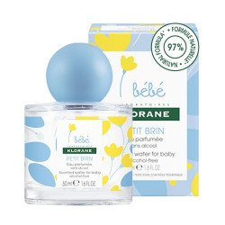 KLORANE Eau de Bébé Eau Parfumée Spray, 50 ml