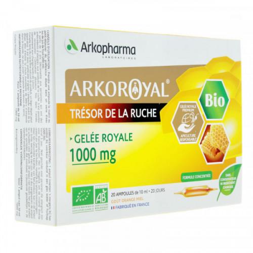 ARKO ROYAL GELEE ROYALE BIO 1000 MG 20 AMPOULES
