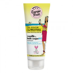 ENERGIE FRUIT GEL DOUCHE VANILLE ET ARGAN 200ML