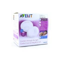 AVENT 30 coussinets d'allaitement jetables de jour