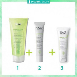 ROUTINE Anti-acné Sebiaclear